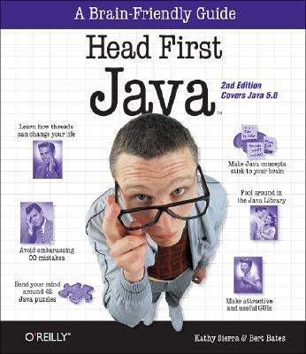 Head First Java By Sierra, Kathy/ Bates, Bert